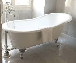 clawfoot bathtub shower cast iron bathtub clawfoot bathtub shower curtain rod