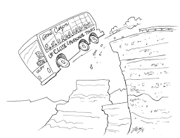 28 collection of bus accident drawing high quality free cliparts