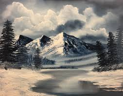 experience the joy of painting the bob ross way sign up now
