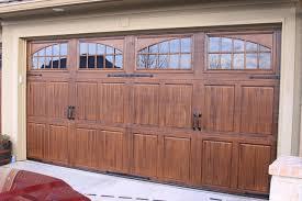 garage door wood lookMetal Garage Doors That Look Like Wood  Home Interior Design