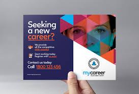 Recruitment Brochure Template Recruitment Agency Flyer Template In Psd Ai Vector