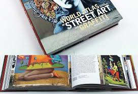 design a coffee table book art book