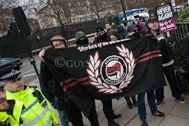 Identity To Supposed Addressing Activists Uk Rally Were Martin Group In At Be Gather Far Right Generation Of Whom Hyde Pettibone Against Park Border Brittany Racist Supporters An And Nsults With Sellner Traded They The Detaining Protest