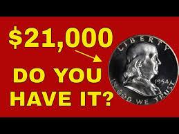 1960 Half Dollar Value Chart 5 Franklin Half Dollar Worth Money Valuable Silver Half