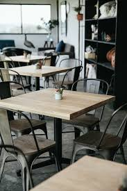 Restaurant Kitchen Table 17 Best Ideas About Cafe Tables On Pinterest Cafe Seating