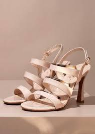 Фото: Женские белые кожаные <b>сандалии Baldinini</b> для женщин ...