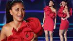 The X Factor: Nicole Scherzinger flaunts her svelte figure in saucy ...