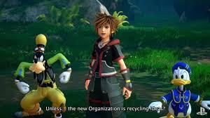 Kingdom Hearts Character Chart Kingdom Hearts Iii Tops Uk Software Sales Chart Cramgaming Com