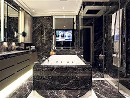Best Bath Decor black marble bathroom : Marble Bathrooms Black Bathroom Steam White Of Including Pictures ...
