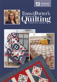 Quilt Tv Shows - Quilts Ideas & ... Fons & Porter s Love of Quilting TV Show The Quilting Company Adamdwight.com