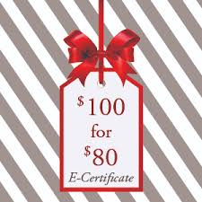 Holiday Gift Certificates 100 Labor Day Gift Certificate Mitchells Salon Day Spa