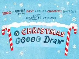 Prize Draw Tickets A Christmas Prize Draw In Aid Of East Anglias Childrens Hospices