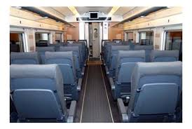 Renfe Seating Chart Our Trains