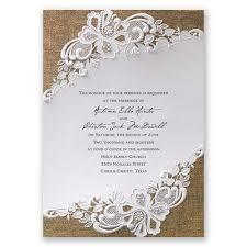 Wedding Invitatiins Lacy Dream Invitation Invitations By Dawn