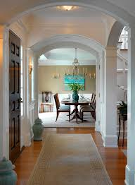 Arched doorway ideas entry traditional with wood door wood door wood floor