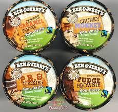 The Food Duo | Ben \u0026 Jerry\u0027s Vegan Ice Cream [Product Review]
