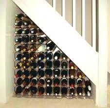 under stairs office. Under Stair Wine Storage Racks Rack Stairs Office Ideas For Staircase T