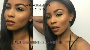 cat eye mac makeup tutorial for dark skin