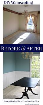 Dining Room Wainscoting Ideas Best 25 Wainscoting Dining Rooms Ideas On Pinterest Dining Room