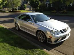 2008 Mercedes CLK63 Black Series with 2900 miles - Rennlist ...