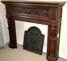 old fireplace mantels hand carved french antique fireplace mantels for fireplace mantel shelves