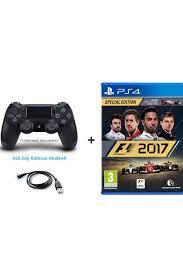 Koch Distribution F1 FORMULA 2017 PS4 OYUN+PS4 V2 NESIL DUALSHOCK KOL  Fiyatı, Yorumları - TRENDYOL