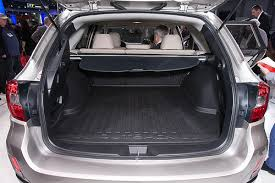 2015 subaru outback interior cargo. the subaru outback has been a wellknown substitute to traditional crossovers for years redesigned 2015 model appears even more that appeal with interior cargo u