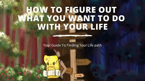 What Do You Want To Do How To Figure Out What You Want To Do With Your Life Model