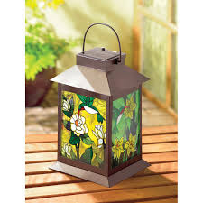 solar powered fl lantern