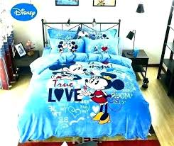 mickey mouse bedding set sets full comforter twin queen size clubhouse