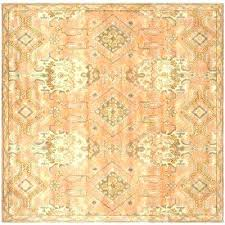7 square area rug x wonderful orange and larger rugs the in indoor outdoor a