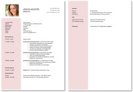 Lebenslauf Und Motivationsschreiben Vorlage Berufst Tige Altrosa