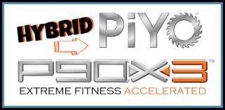 piyo p90x3 hybrid
