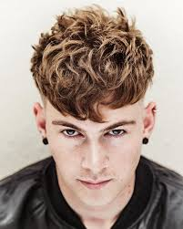 أحدث قصات شعر Mens Hairstyles World