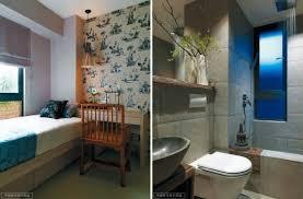 Modern Asian Bedroom A Modern Asian Minimalistic Apartment
