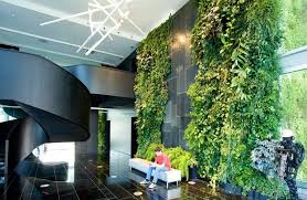 office gardens. Commercial Vertical Gardens Office E