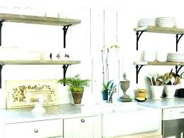 floating wood kitchen shelves rustic for wooden storage tchen rust wooden kitchen shelves