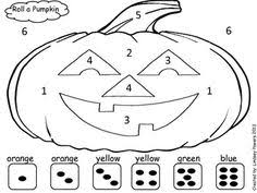 Fall Activities for Kindergarten Math and Literacy No Prep together with A Pumpkin Unit   filled with lessons  printables  and more moreover FREE   Color words worksheet    November   Pinterest   Free together with Halloween Math FREEBIE    Kindergarten Math    Pinterest additionally Pumpkin Multiplication Coloring Sheet Freebie Flapjack Educational furthermore  likewise FREE   Color words worksheet    November   Pinterest   Free besides Kindergarten Kids At Play  Pumpkin Exploration   FREE pumpkin moreover Image result for pumpkin life cycle printable   Preschool further Best 25  October preschool themes ideas on Pinterest   October additionally . on worksheets for kindergarten pumpkin halloween