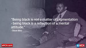Steve Biko Quotes Black Is Beautiful Best of Famous Quotes By Steve Biko ENCA