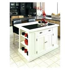 monarch kitchen island with granite top home styles two stools antiqued white drop leaf