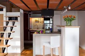 very stylish 50 square meter family
