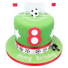Dainty Football Cake Birthday Cakes The Cake Store London