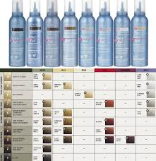 Roux Fanci Full Temporary Hair Color Mousse Colour Cart In