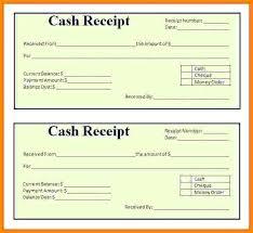 Cash Receipt Template Enchanting Cash Receipt Voucher Format Excel Sample Danielmelo