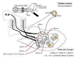 wiring diagrams telenator deluxe style wiring