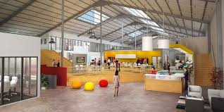 Warehouse office space Coworking Corrugated Warehouse Conversion Ideas Google Search Pinterest Corrugated Warehouse Conversion Ideas Google Search Warehouse