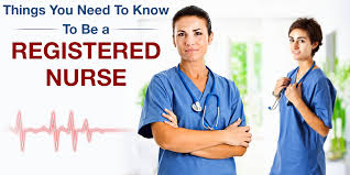 I Want To Be A Nurse If You Are Thinking Of Becoming A Registered Nurse Here Are Things