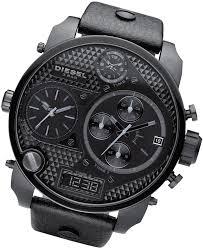 diesel watches diesel watches dz7193 mens black textured leather diesel watches diesel watches dz7193 mens black textured leather strap new