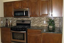 Interesting Kitchen Backsplash Glass Tile Brown Gallery Henna Subway Outlet Inside Beautiful Ideas