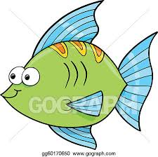 cute fish clip art. Interesting Art Cute Clown Fish Cartoon  Goofy Fish Ocean Vector To Clip Art E